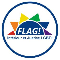 Sticker FLAG!