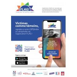 Application mobile - Affiche